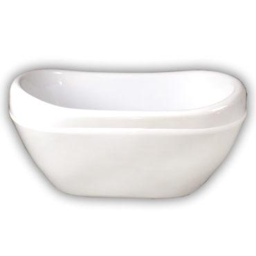 120cm小桑賽特雙面壓克力獨立式浴缸超低價引進,再加spa專用,最具現代感 BA1007