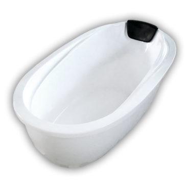 150cm阿波羅雙面壓克力獨立式浴缸超低價引進,在家spa專用,最具現代感,長150 BA1103