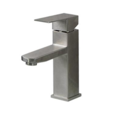 304不鏽鋼方龍頭,外銷日本,批發價格便宜耐用,不生鏽,簡易方便環保清潔不故障 FS1173