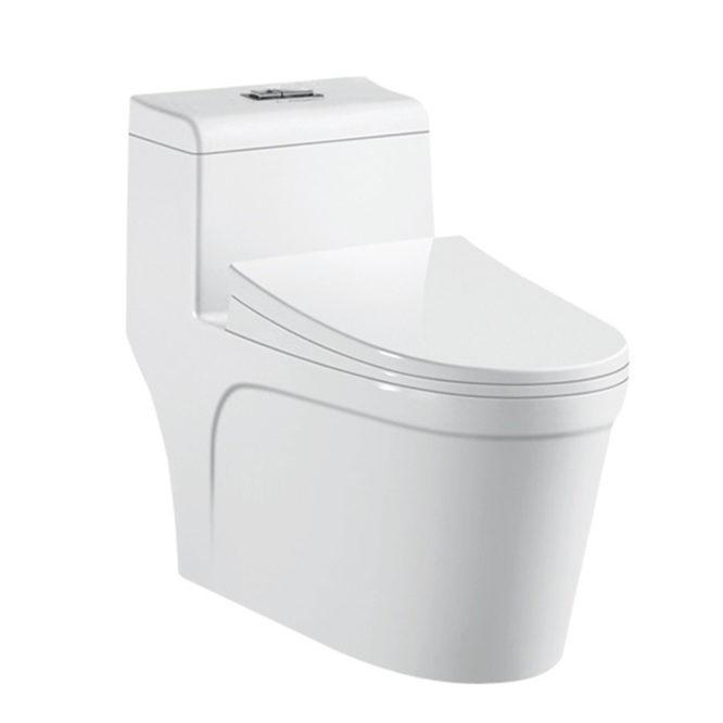 水龍捲馬桶30cm虹吸式噴射單體馬桶書香二代 包含水箱配件、緩降馬桶蓋 TO7230